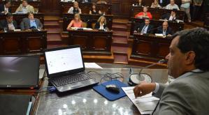 Sanción inicial al Presupuesto General de Mendoza para el ejercicio 2016