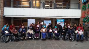 Diputados junto a CILSA entregaron sillas de ruedas