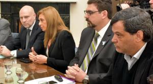 Coparticipación: ministros de Hacienda y Gobierno explicaron alcances del acuerdo con la Nación